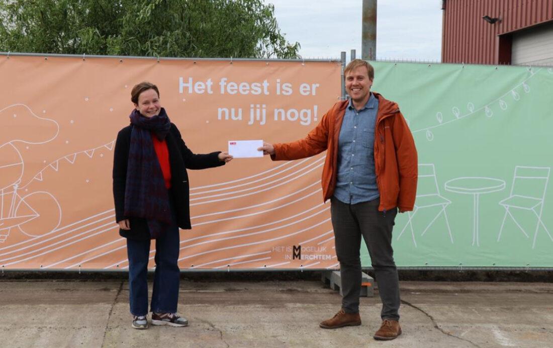 Friedel Stevens wint Merchtemse bannerwedstrijd