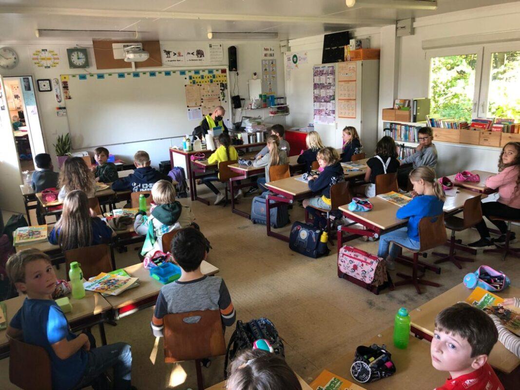 Duurzame oplossingen voor gemeentelijke scholen De Leertuin en Rode