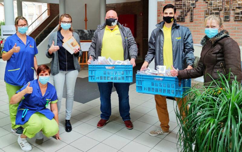 Vlaams Belang steunt zorgverlening