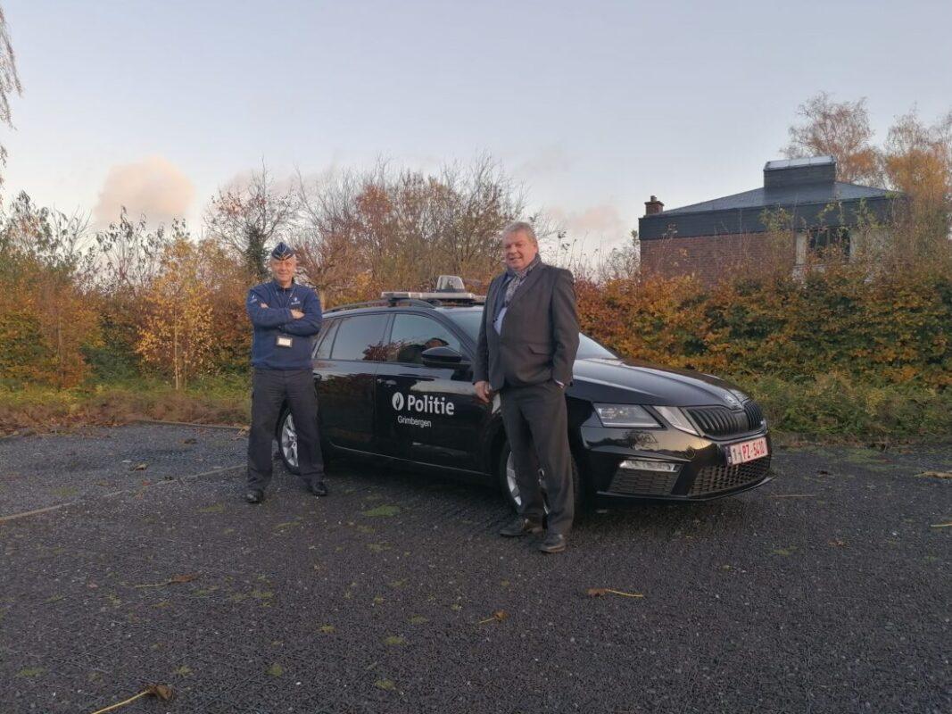 Politie neemt nieuw ANPR-voertuig in gebruik