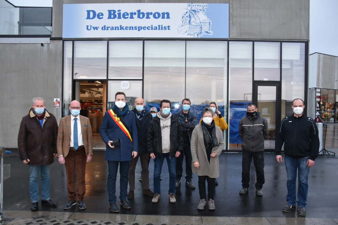 De Bierbron in Terspelt Business Park