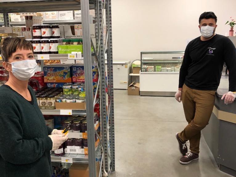 Sociale kruidenier 'Idem Dito' gered dankzij steun randgemeenten