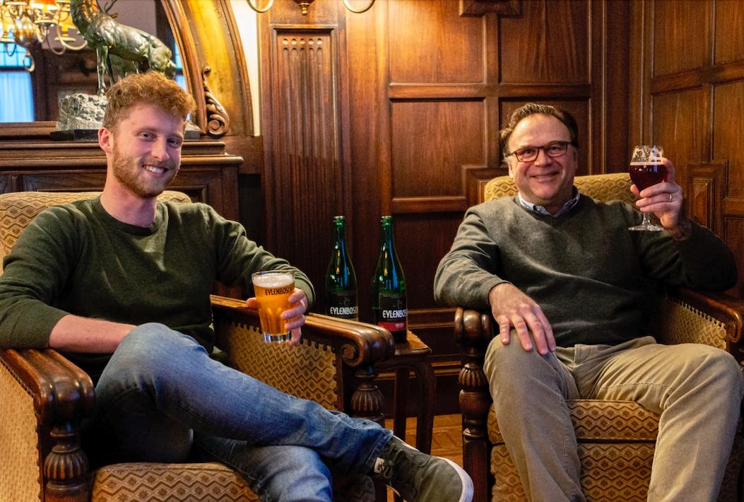 Eylenbosch lanceert Oude Gueuze en Oude Kriek