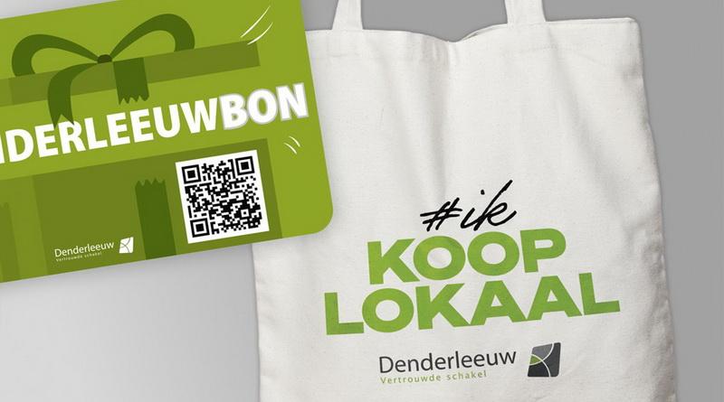 Digitale Denderleeuwbon slaat aan