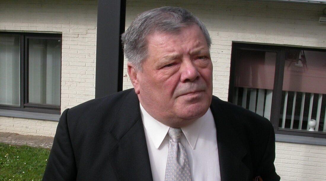 Voormalig schepen Louis Warin overleden