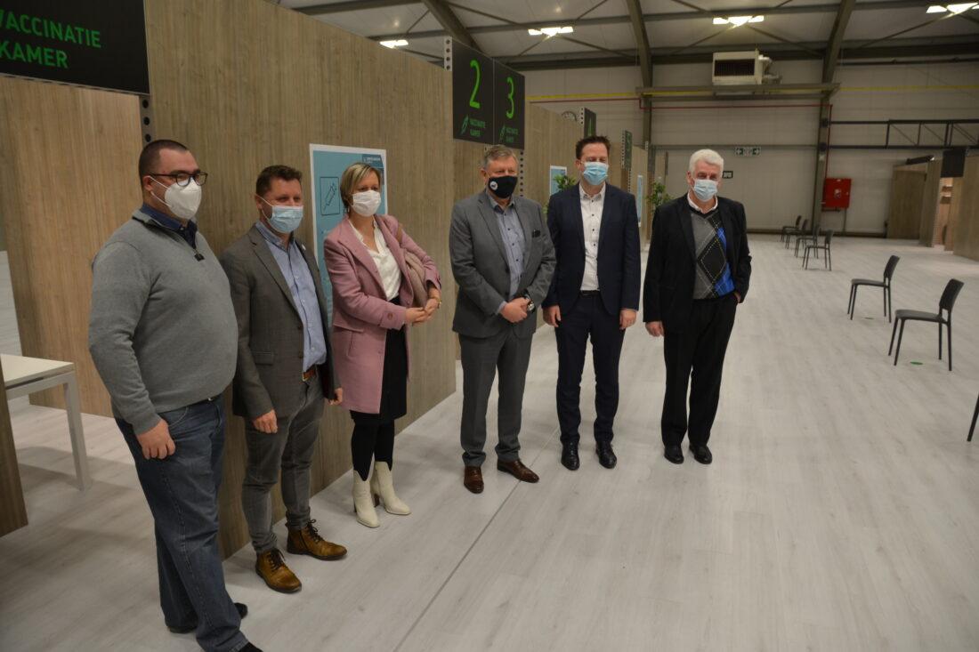 Vaccinatie voor inwoners van Asse, Merchtem, Affligem, Liedekerke en Opwijk kan starten
