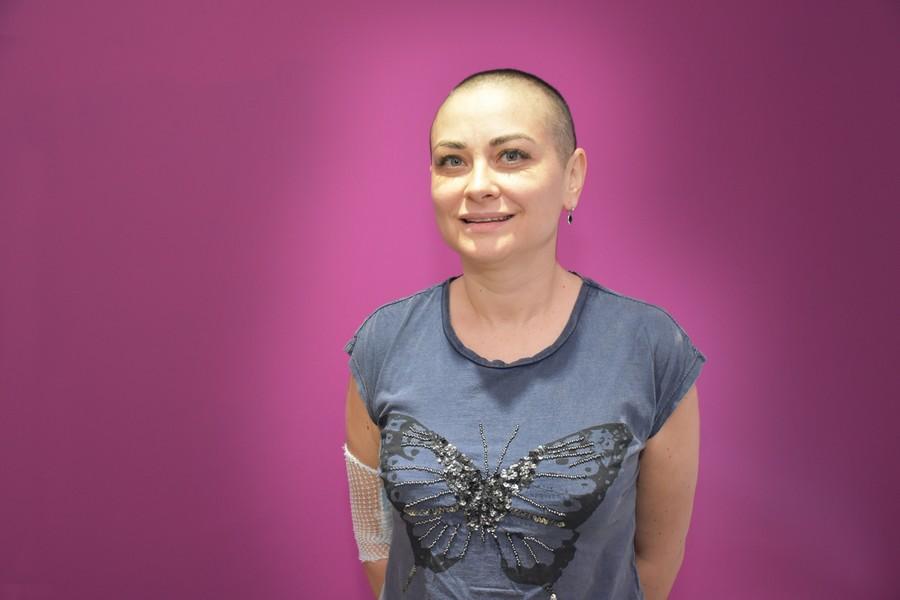 Oana, eerste stamceltransplantatie voor MS in UZ Brussel
