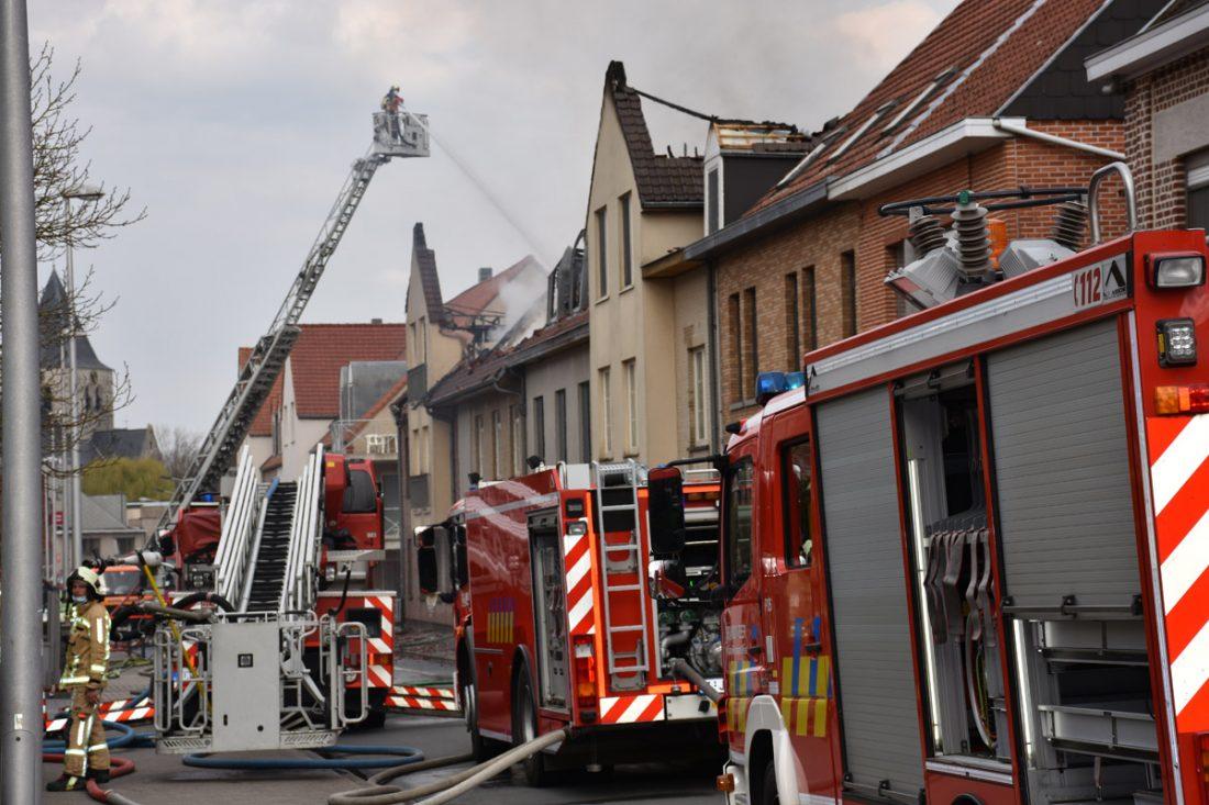 UPDATE: Parket vindt geen aanwijzingen van brandstichting