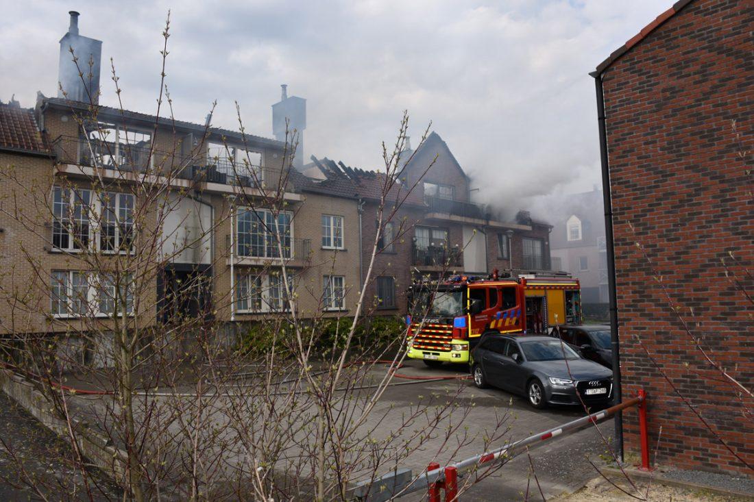 Gemeente start steunfonds voor brandslachtoffers