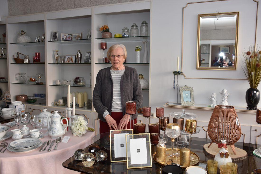 Betsy stopt na 60 jaar