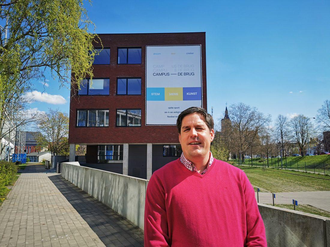 Campus De Brug werkt als enige school in de provincie samen met Defensie