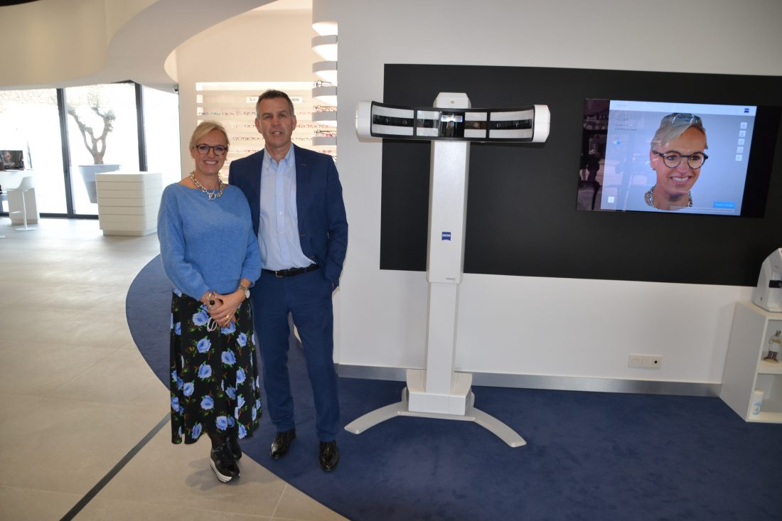 Zeiss Vision Center Annys Asse pakt uit met nieuwe technologie