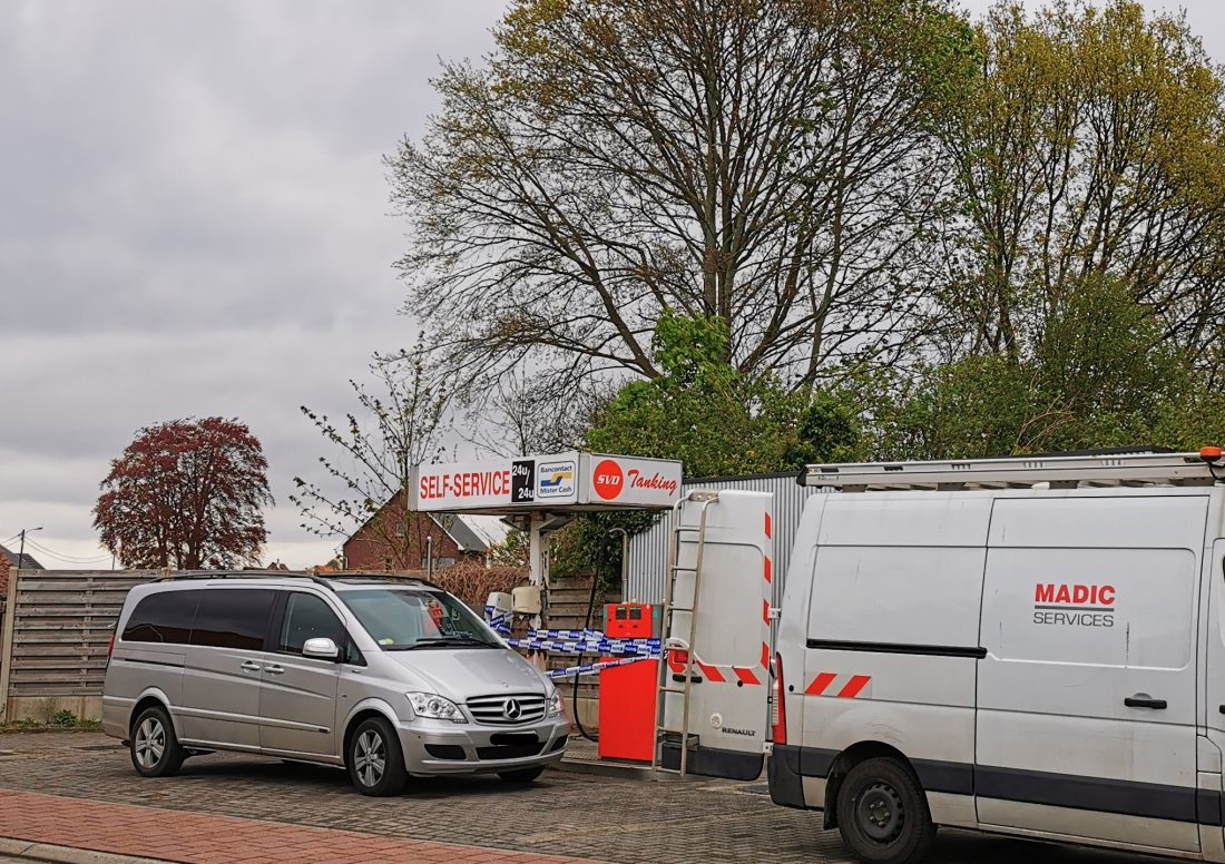 Tankstation verzegeld nadat citerne overloopt