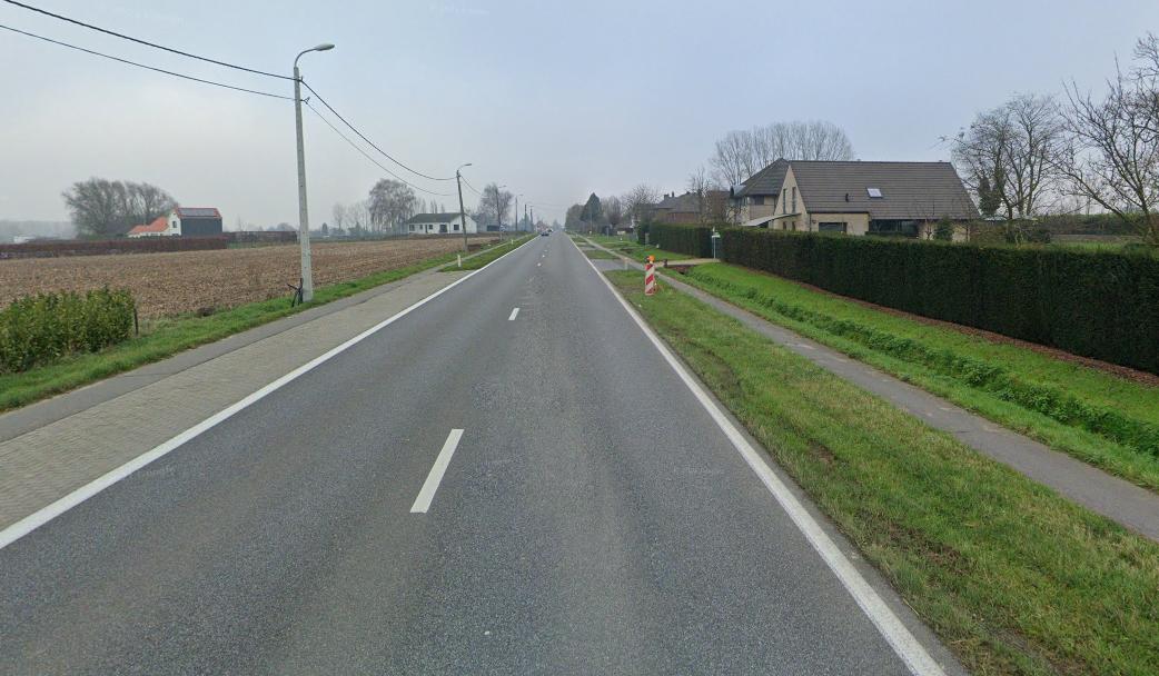 Heraanleg N211 tussen Linthoutstraat (Merchtem) en Driesstraat (Wolvertem)