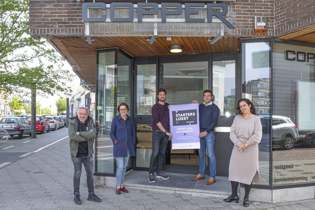 Stad zet in op nieuwe ondernemers met fysiek startersloket