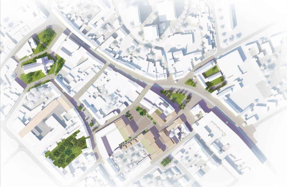 BREAKING: Nieuwe plannen Hopmarkt Asse klaar (met video)