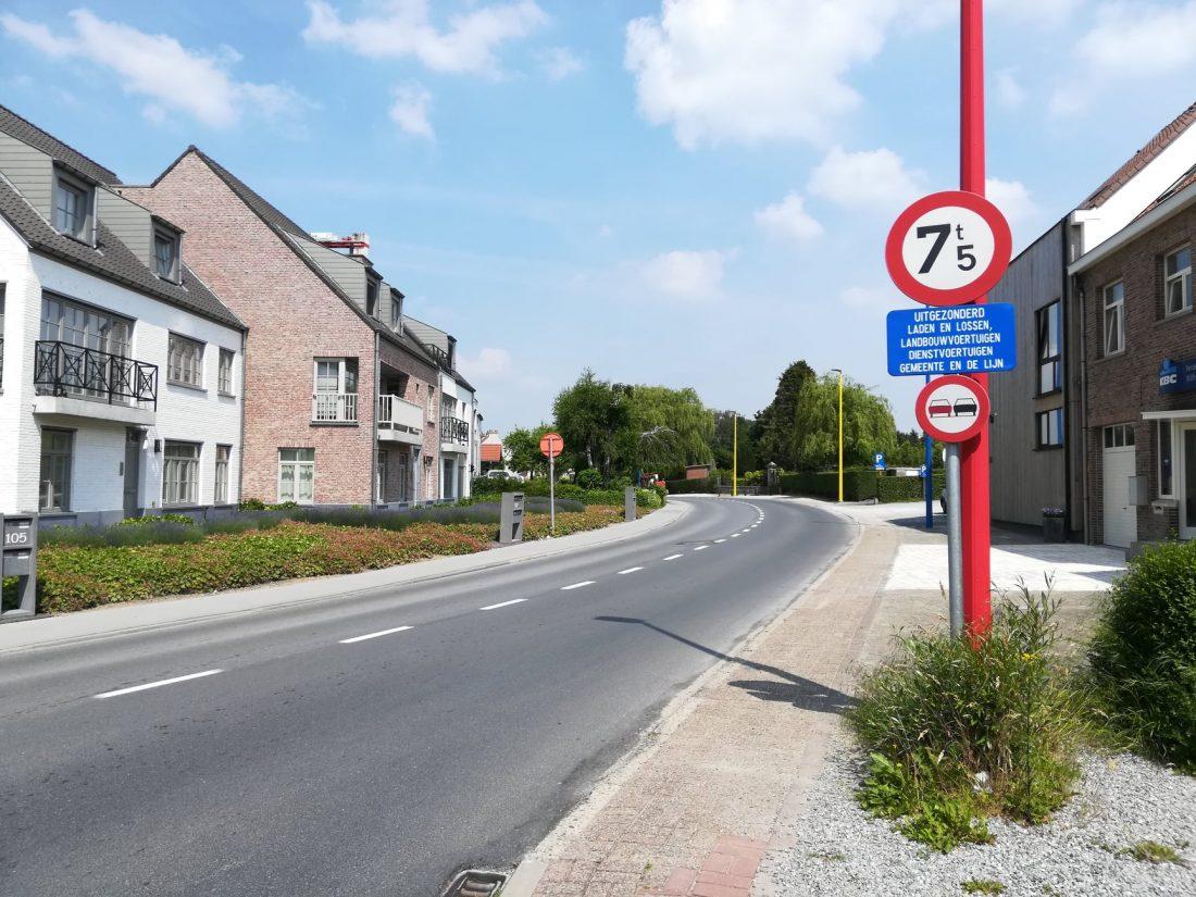 Extra verkeersacties moeten zwaar vervoer uit woonwijken houden