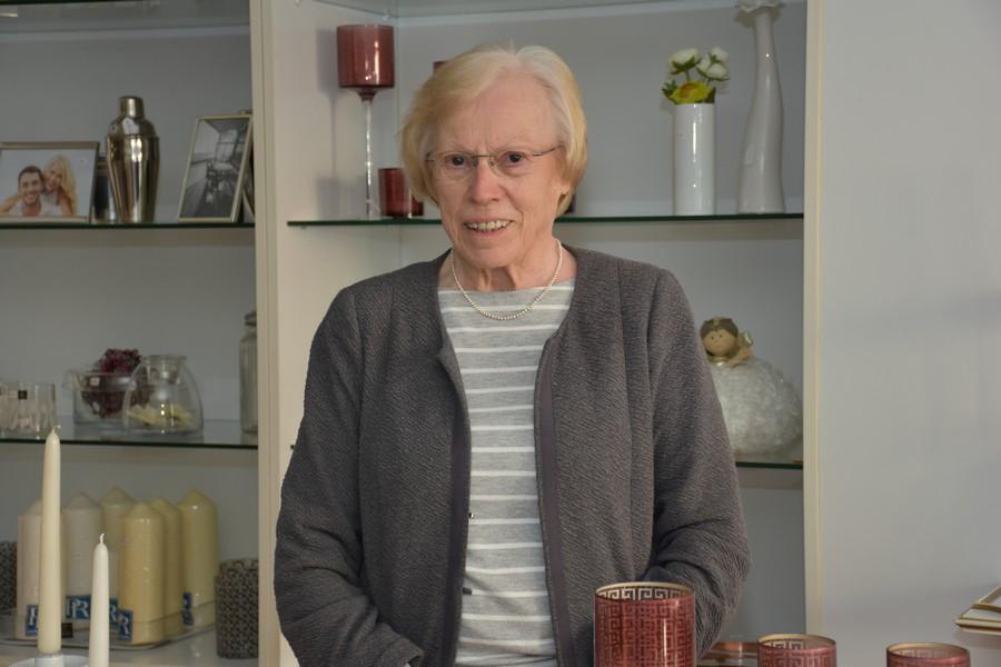 Betsy Van Droogenbroeck overleden