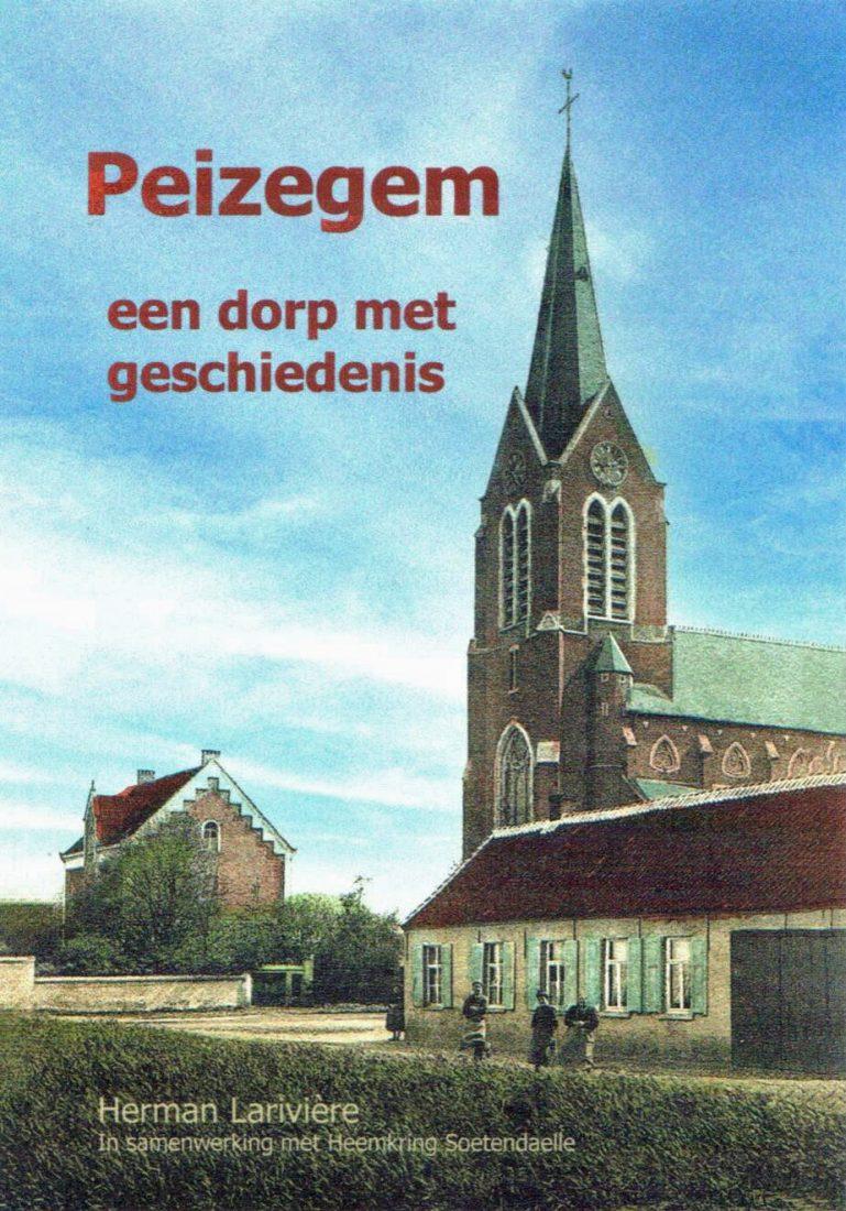 Nu intekenen voor boek over Peizegem