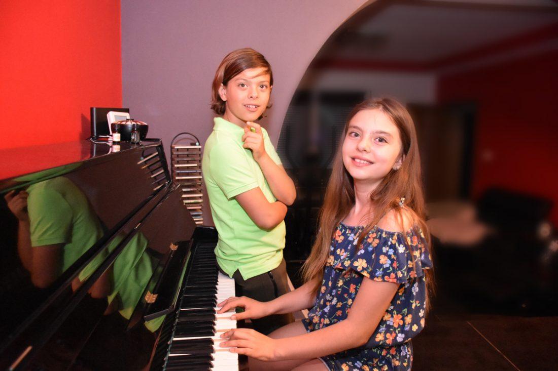 Merchtemse kinderen in Daens musical