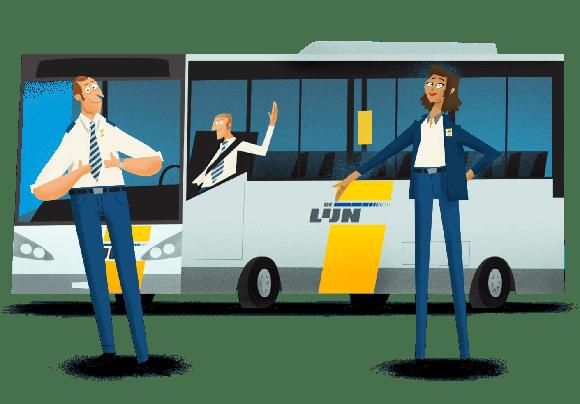Starters rijden gratis in september