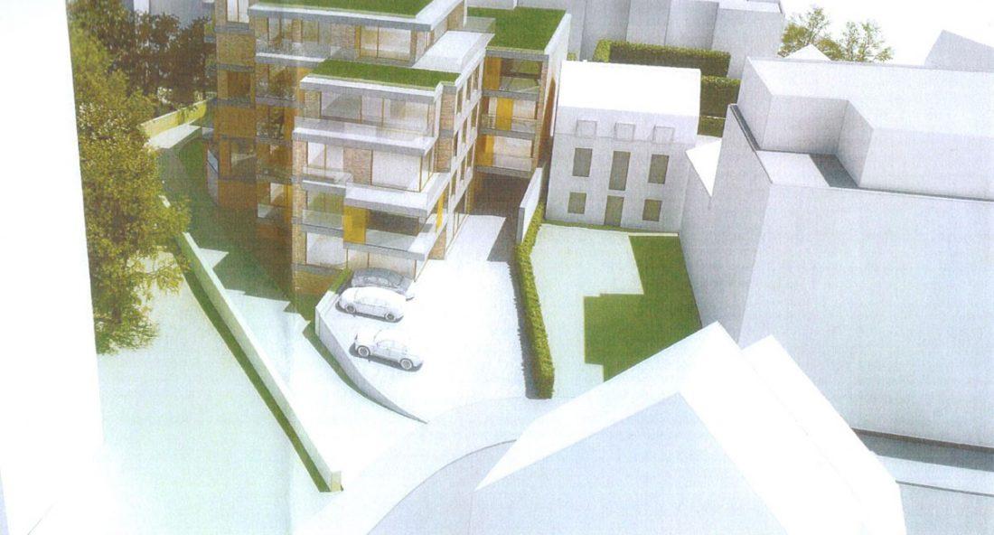 Nieuw mega woonproject op komst in centrum Asse?