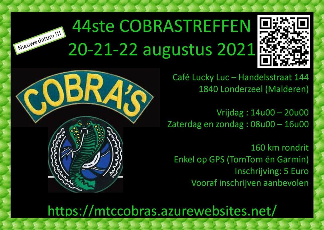 44ste Cobrastreffen