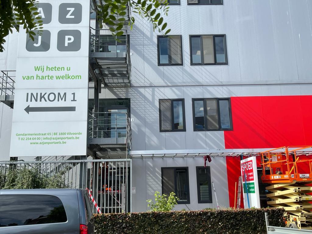 Huisartsenwachtpost naast spoeddienst AZ Jan Portaels