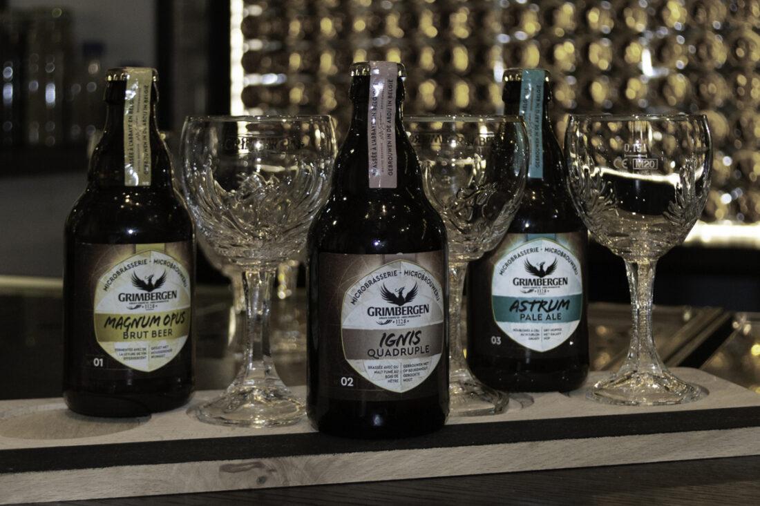 Geuzeneuze presenteert bieren van Pater Karel in primeur