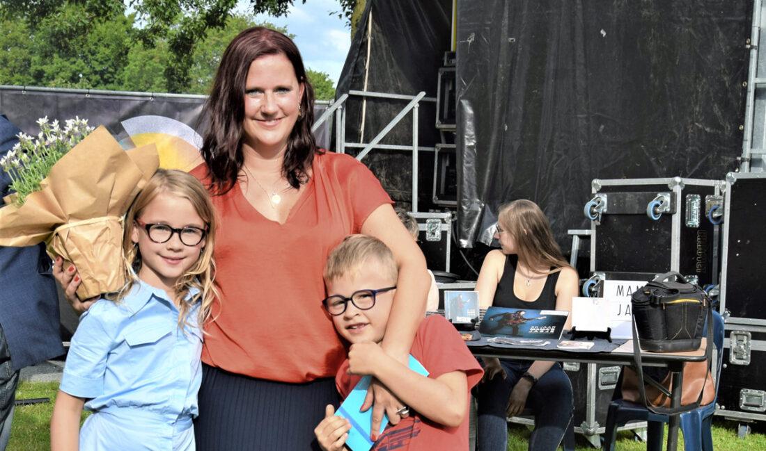 Debbie De Croes is nieuwe dorpsdichter