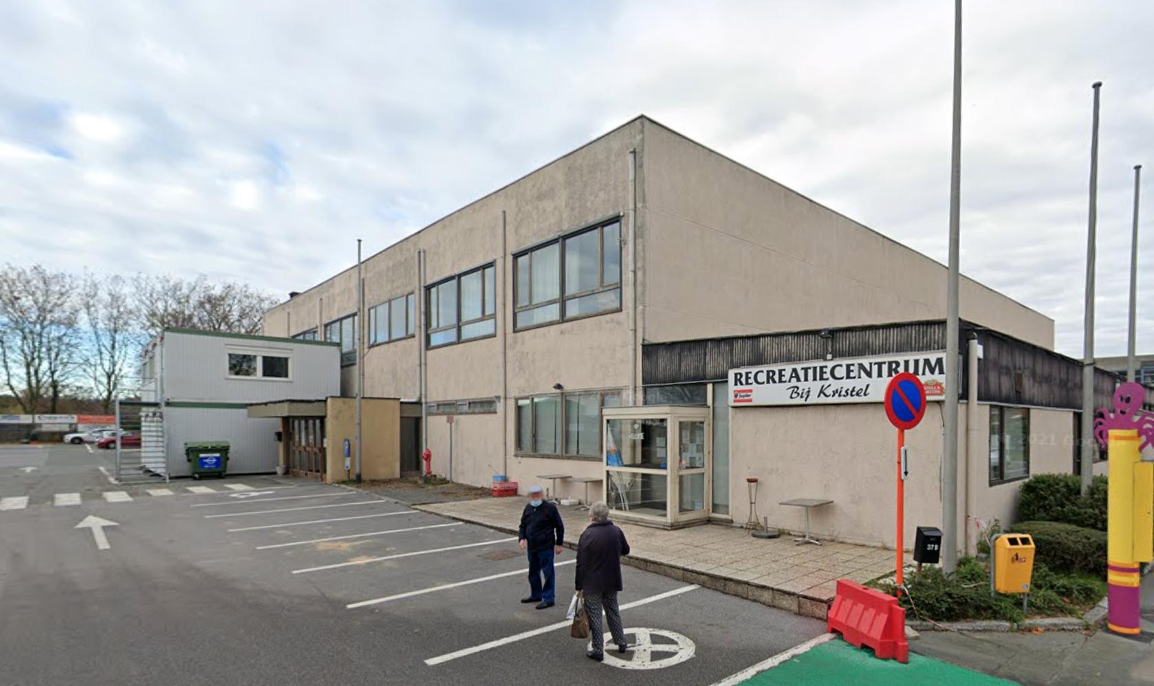 Sporthal Keperenberg in Itterbeek wordt afgebroken
