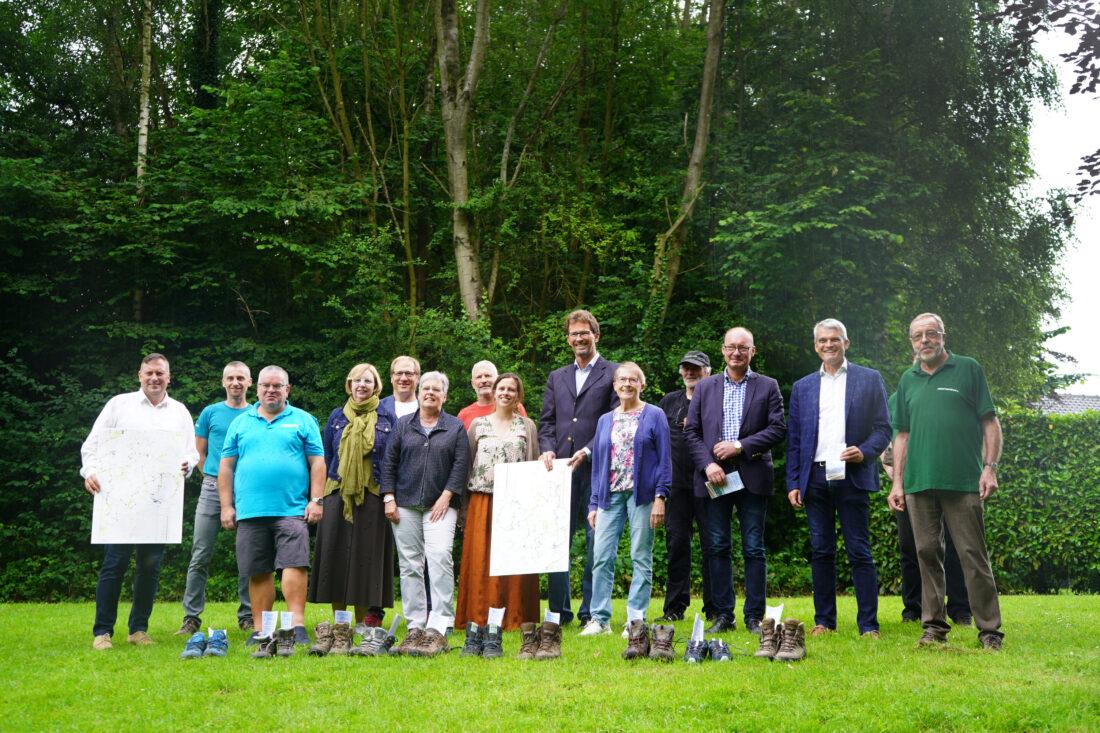 Nieuwe lange afstandswandeling in de Brabantse Kouters