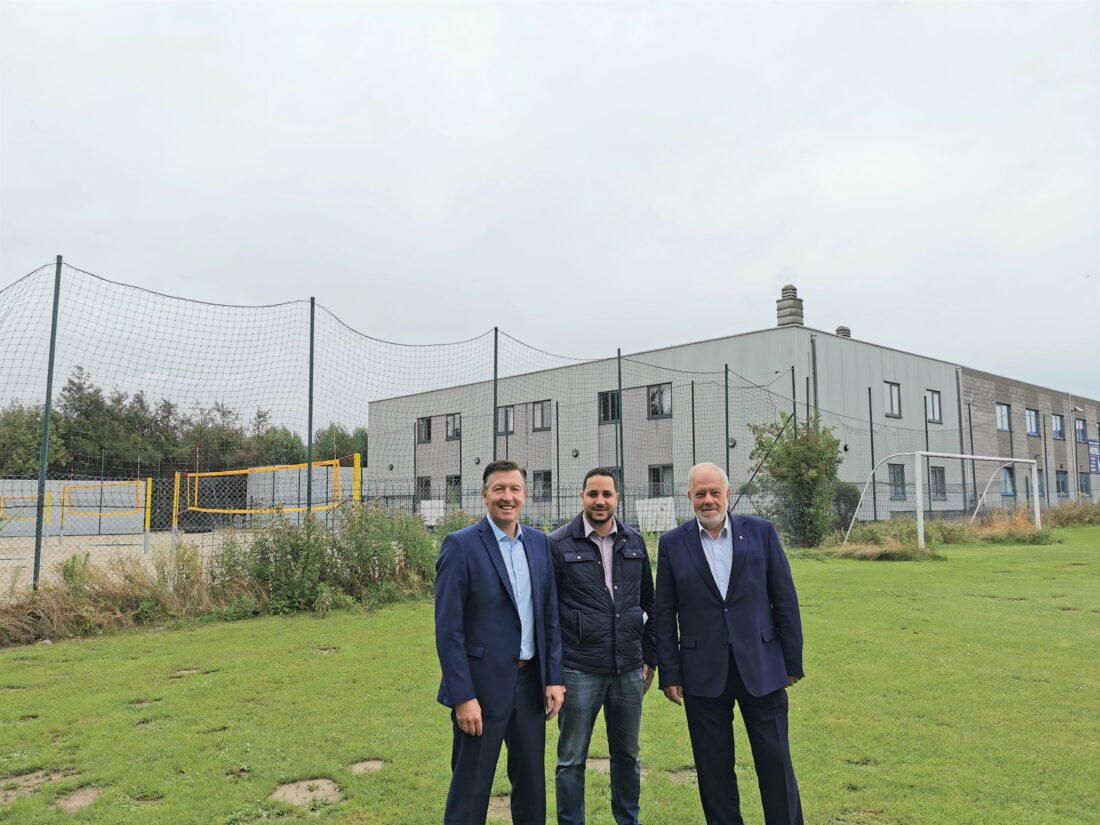 Euro Volley Center renoveert en breidt uit