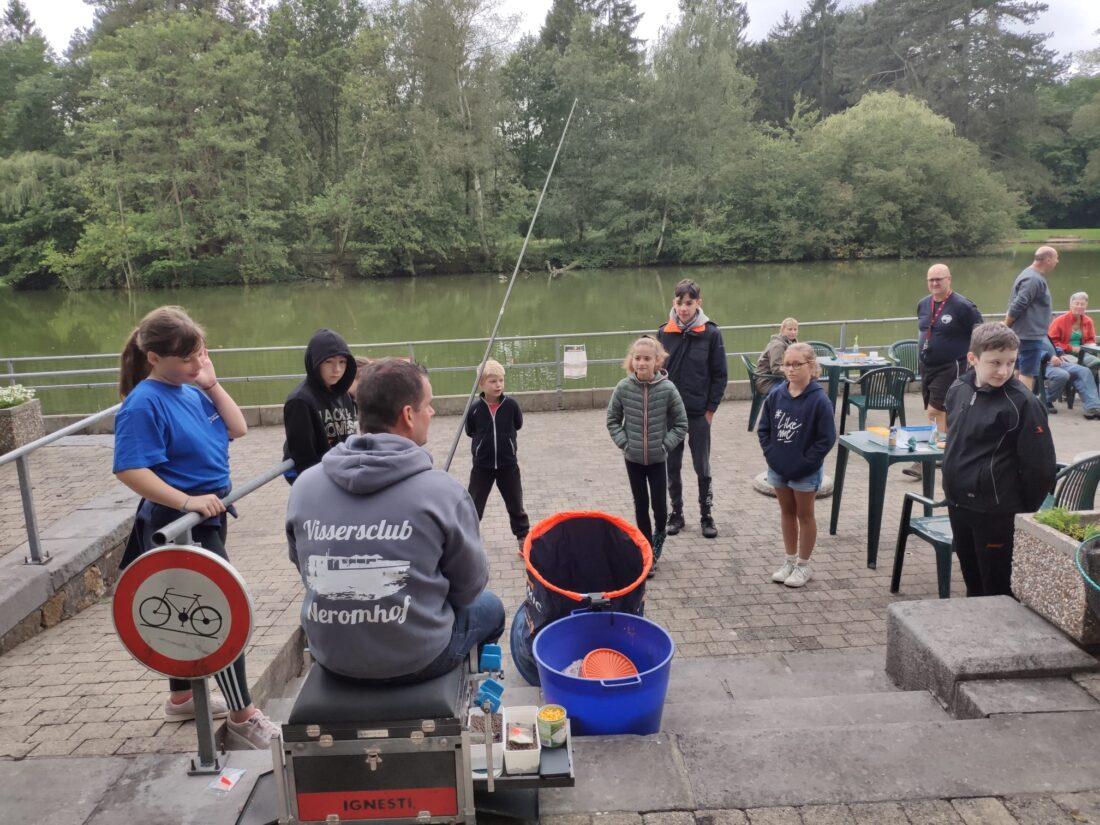 Visclub Neromhof wil dames en jongeren warm maken voor hengelsport