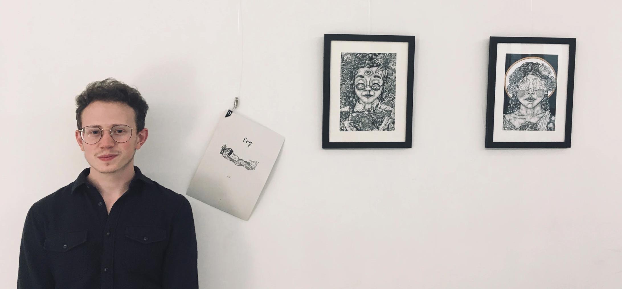 Dilbeekse student Alin Devriendt (25) maakt pesten bespreekbaar met beeldenboek