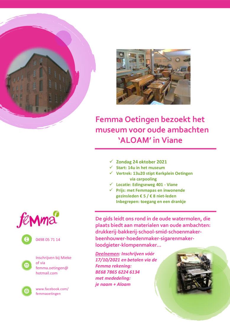 Bezoek aan museum voor oude ambachten in Viane