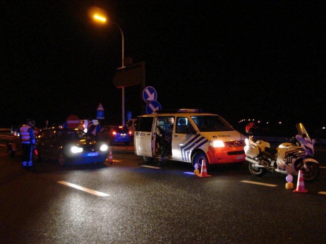 Politiediensten in Vlaams-Brabant controleren in september op rijden onder invloed