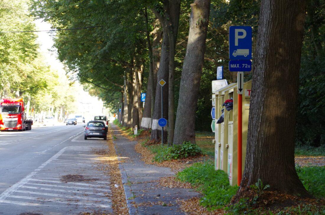 Politie controleert op foutparkeren en overdreven snelheid