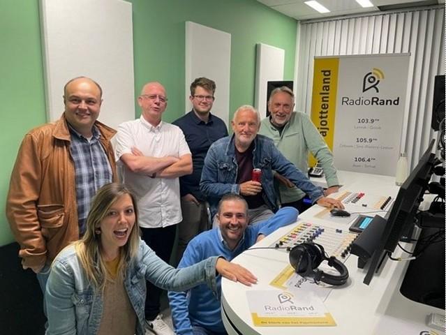 Radio Rand, nieuwe lokale radio voor het Pajottenland
