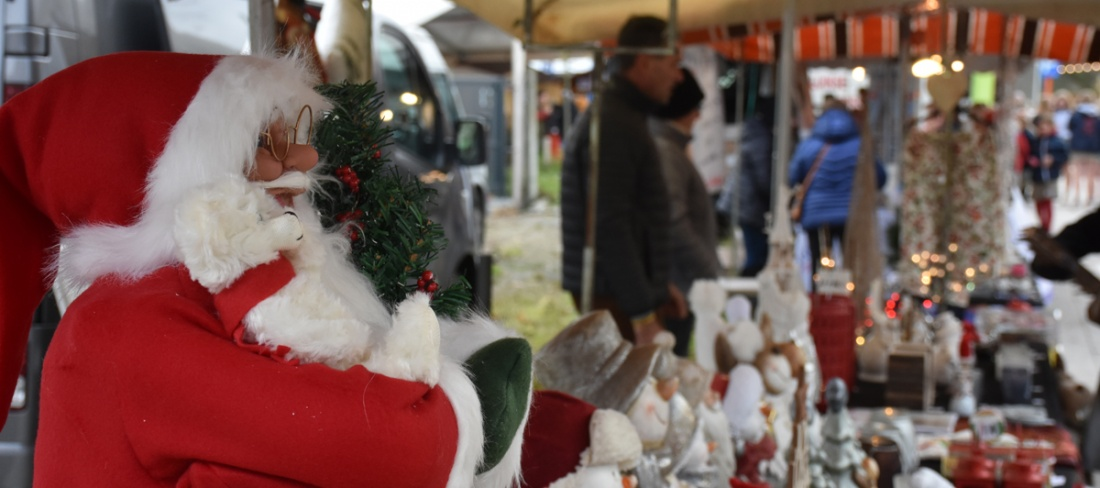 UPDATE : Kerstmarkt in afgeslankte vorm