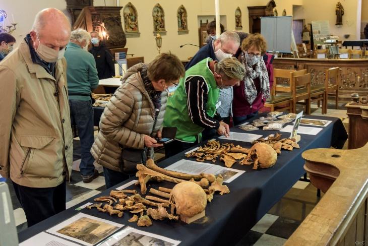 Archeologiedagen laten je kennis maken met het verleden onder je voeten